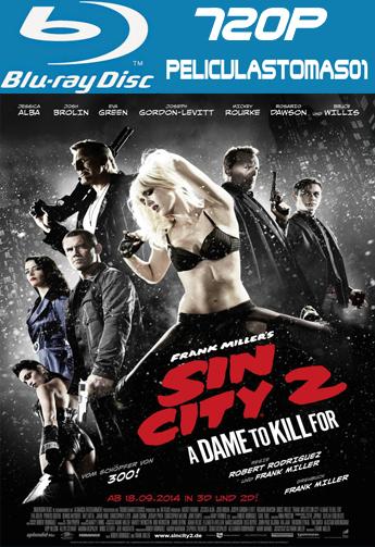 Sin City 2 (2014) BRRip 720p