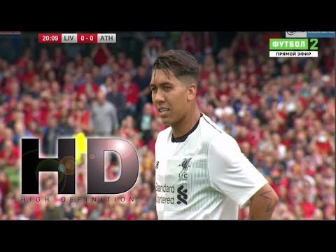 [Video] Liverpool vs Athletic Club 3-1 – Highlight & All Goals