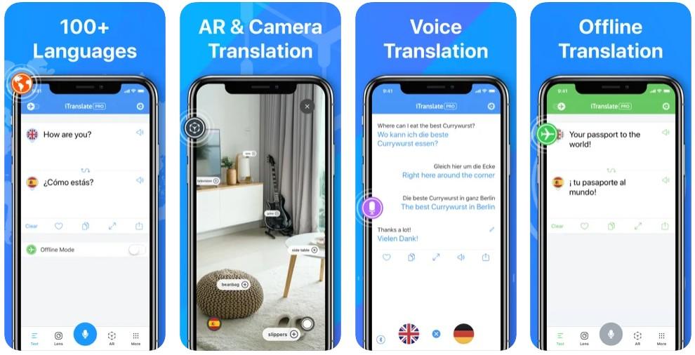 iTranslate Translator