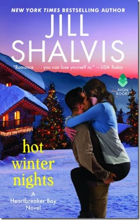 Review: Hot Winter Nights (Heartbreaker Bay #6) by Jill Shalvis | About That Story