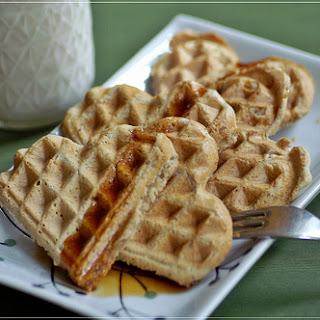 Oat Waffles.