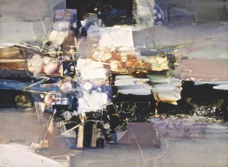 Rock Rhythms II. Artist Carla O'Connor, AWS-df/NWS