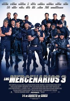 Los mercenarios 3 - The Expendables 3 (2014)