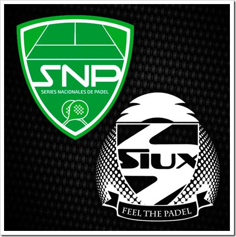 SIUX patrocinador oficial de Las Series Nacionales de Pádel 2016.