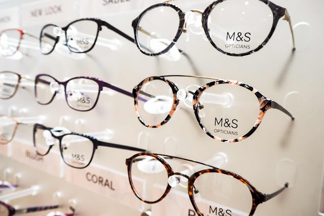 london-lifestyle-blogger-m&s-opticians-white-city-review