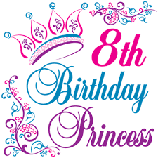 Aireen Turns Eight!