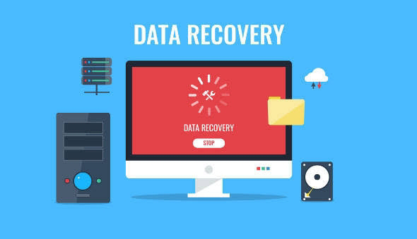 Tutorial Recovery Data di Windows 7 8 10 11