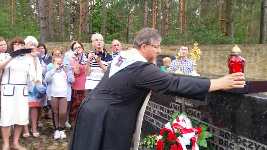 Ponary na Litwie i Troki, 4 lipca 2016 - IMG-20160703-WA0007.jpg