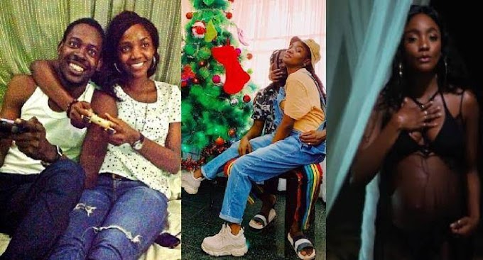 Congratulations!!! Simi And Adekunle Gold Reportedly Welcome Their First Baby In The USA