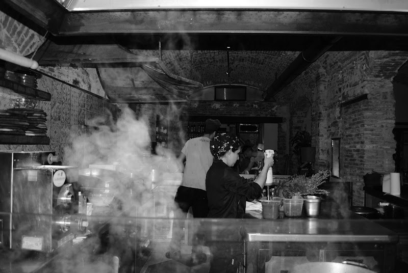 Cucina a vista di Danisc80