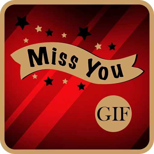 Miss You Gif Status Collection Apl Di Google Play