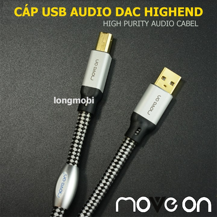 cap usb audio dac move on