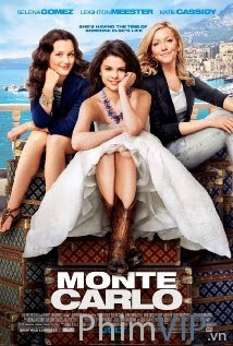 Tiểu Thư Lọ Lem - Monte Carlo poster