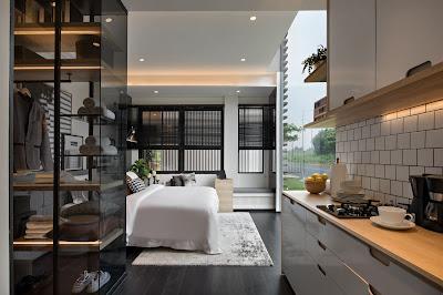 The Parc Southcity, Pilihan Apartemen di Jakarta Selatan