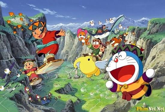 Doremon Và Nobita - Nobita Ở Vương Quốc Chó Mèo - Doremon And Nobita: Nobita In The Wan-nyan Spacetime Odyssey - Image 3
