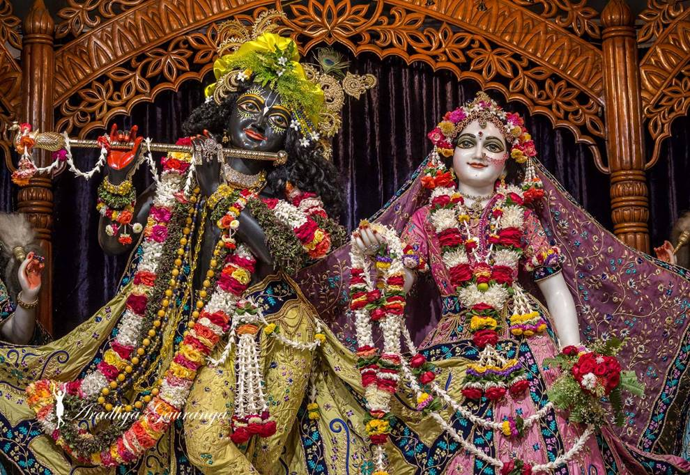 ISKCON Mayapur Deity Darshan 01 Mar 2016 (8)