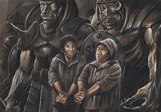 Beastlyorcs, Evil Creatures