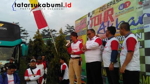 General ManagerPT Muara Tunggal Cibadak, Sudarno Rais// Foto : Rapik Utama