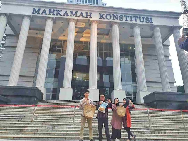 Pegawai Kontrak Bersaksi di MK Terkait Dugaan Pelanggaran Cagub Petahana Kalsel