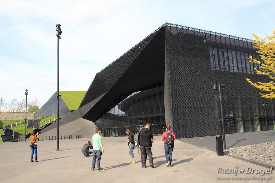 Katowice Nowe Centrum Kultury - Centrum Kongresowe