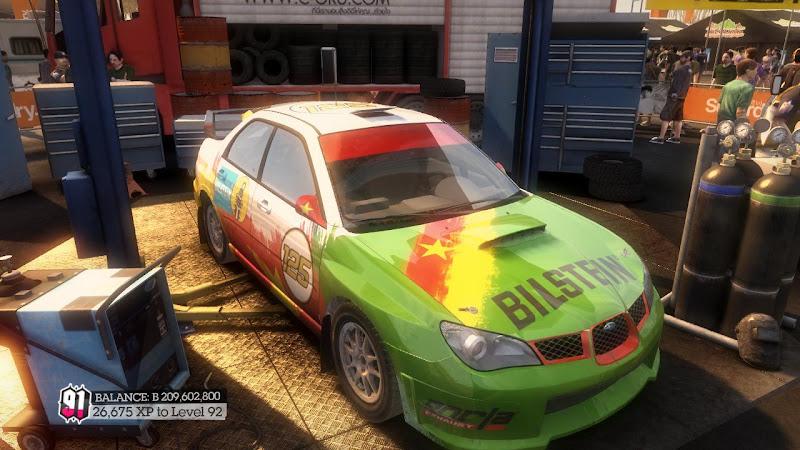 รายการรถกลุ่ม Rally ใน DiRT2 N12-05