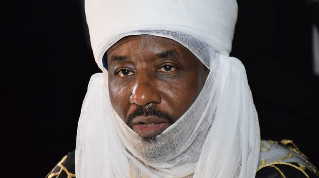 JUST IN: Sanusi resigns after Ganduje's installation of new emirates heads in Kano