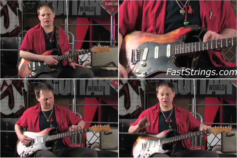 Richard Lloyd - The Alchemical Guitarist 1. Fretboard Secrets Unlocked