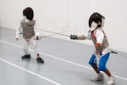 Hong Kong Fencing with Italian Olympic Gold Medalist