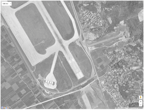 Fukuoka Air Base 1965