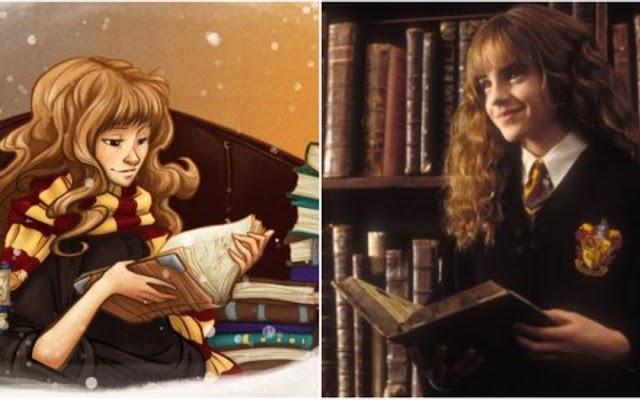 Harry Potter: 5 coisas que Hermione odiaria dos filmes e livros e 5 coisas das quais ela se orgulharia