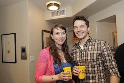 Jen and TJ
