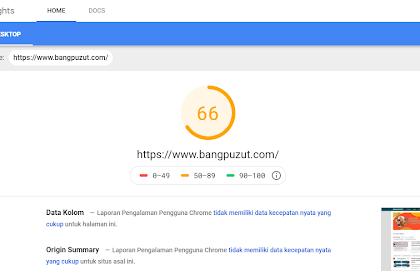 Cara mengecek kecepatan website dan cara meningkatkannya