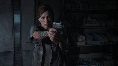 Naughty Dog is looking forward to news about The Last of Us.