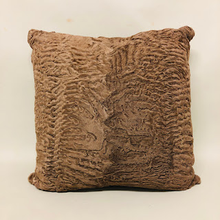 Astrakhan Decorative Pillow