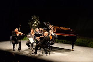 Sel - Concert de Marivel Quatuor Talich (GA)