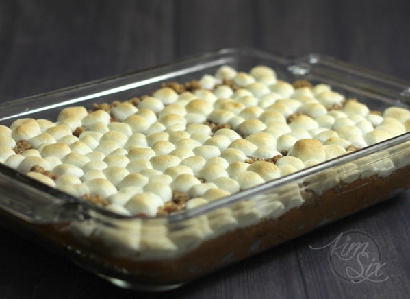 Boston Market Sweet Potato Casserole Recipe