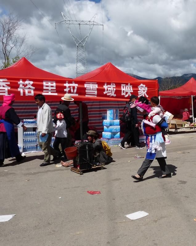 Chine. Yunnan.Shangri la Course hippique annuelle - P1250738.JPG