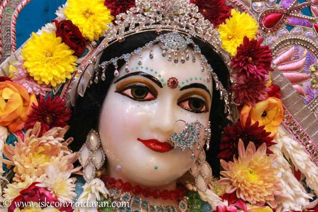 ISKCON Vrindavan Sringar Deity Darshan 17 Dec 2015 (18)
