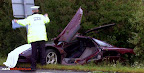 Atkinson escaped the Mclaren F1 crash with a shoulder injury but the £910,000 repair bill was painful for the actor's insurers.