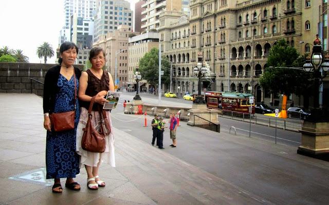 KM Sydney đón tiếp bạn k1   h13