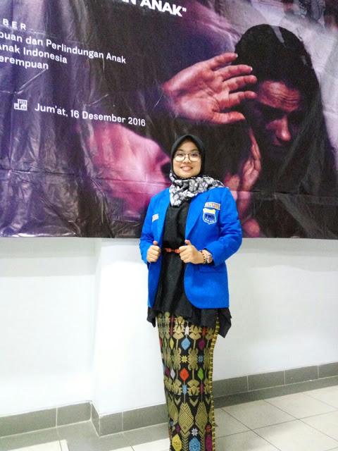 Liazul Kholifah, Kandidat Ketua KOPRI PB PMII Dukung Pemerintah Bubarkan HTI
