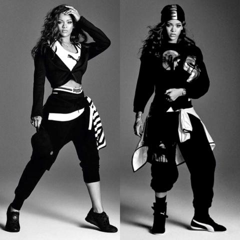 Shop Rihanna's PUMA Ad Campaign