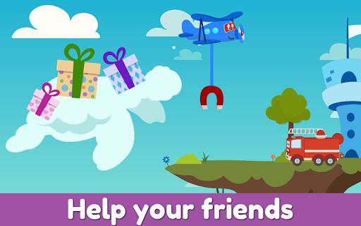 Carl Super Jet:  Airplane Rescue Flying Game screenshots 11
