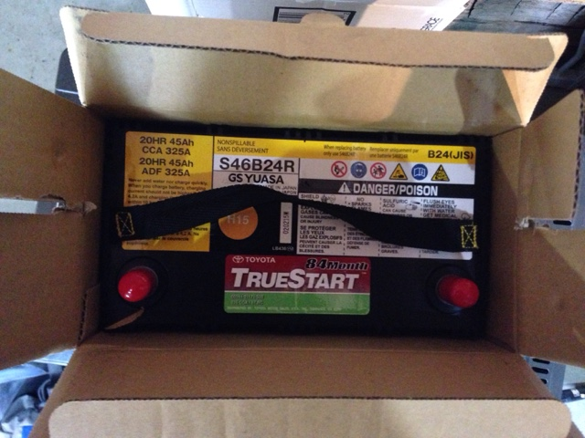 Replacing The Prius 12 Volt Battery