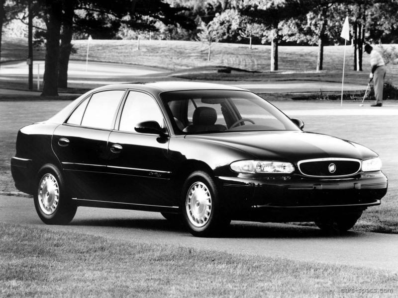2001 buick century sedan specifications pictures prices. Black Bedroom Furniture Sets. Home Design Ideas