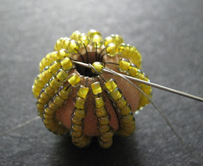 Rescuing Lost Seed Beads