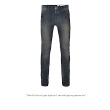 Photo: Vemon Pipe Skinny Jeans>>  UK> http://bit.ly/KD5Hyl US> http://bit.ly/LG44xq  Our very skinniest fit, a neat fitting square top block that sits low on your hips with a skinny leg. The Venom Pipe Jeans feature worn-in washed indigo denim with AllSaints signature embroidered seven stitch Ramskull back pockets, which are half-lined for extra re-enforcement, coffin shaped coin pocket and a chain stitched hem. Comes with a brown edge stitched saddle skin patch, gunmetal shank and rivets, hallmark AllSaints shank pin and light garment crunch for an authentic vintage effect.
