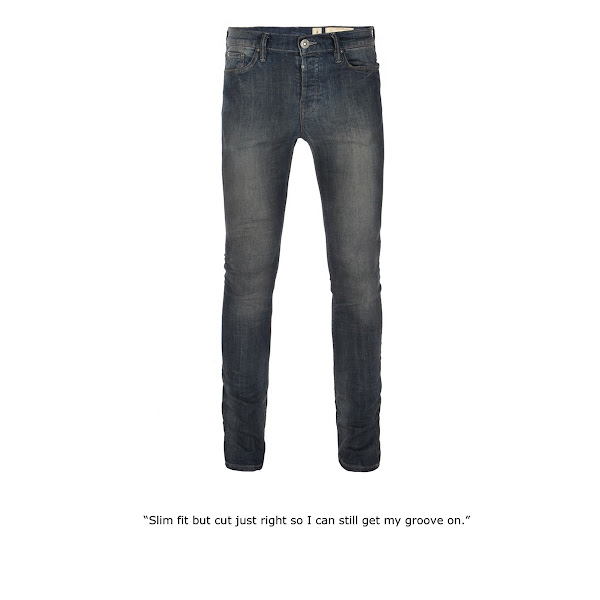 Photo: Vemon Pipe Skinny Jeans>>  UK>http://bit.ly/KD5Hyl US>http://bit.ly/LG44xq  Our very skinniest fit, a neat fitting square top block that sits low on your hips with a skinny leg. The Venom Pipe Jeans feature worn-in washed indigo denim with AllSaints signature embroidered seven stitch Ramskull back pockets, which are half-lined for extra re-enforcement, coffin shaped coin pocket and a chain stitched hem. Comes with a brown edge stitched saddle skin patch, gunmetal shank and rivets, hallmark AllSaints shank pin and light garment crunch for an authentic vintage effect.
