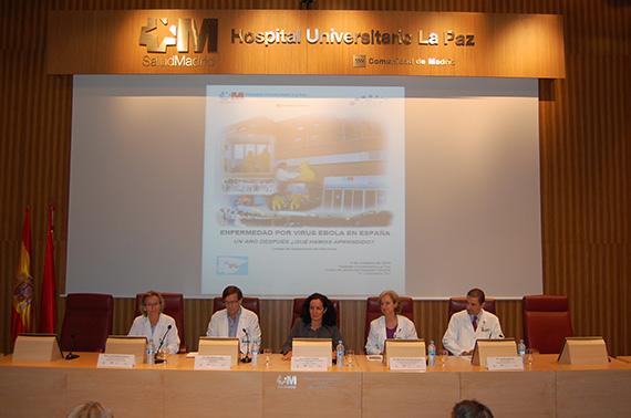 Ensayos clínicos para probar una vacuna contra el ébola