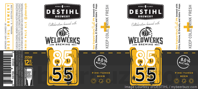 DESTIHL & WeldWerks Collaborate On 85 In A 55
